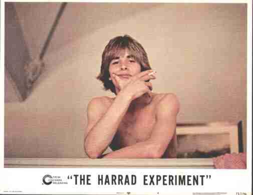 Harrad experimento libro sexual